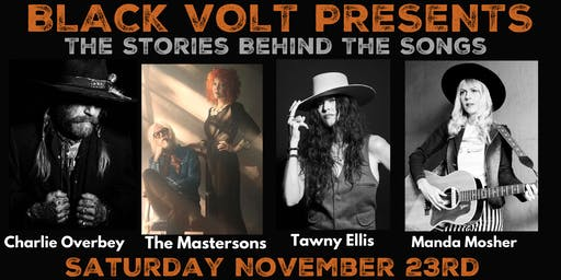 Black Volt Presents: The Stories Behind The Songs