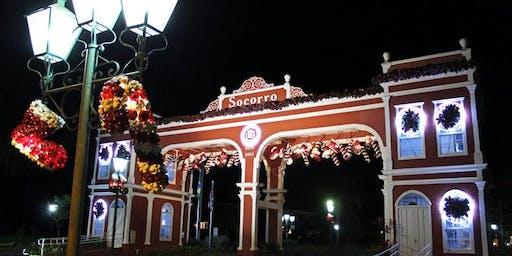 Socorro – Luzes de Natal