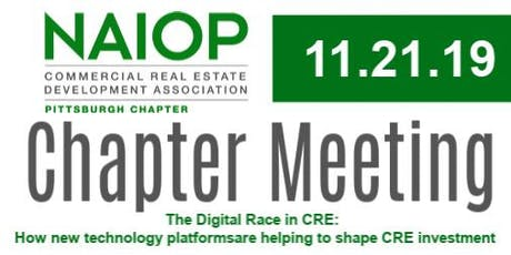 November 2019 Chapter Meeting tickets
