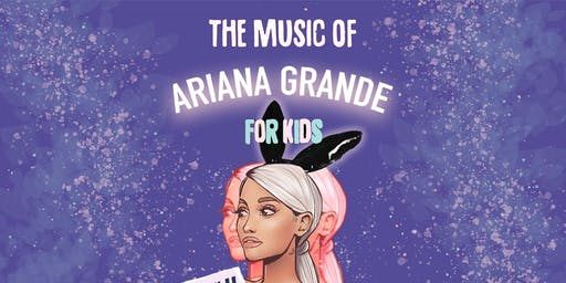 A Halloween Special: The Music of Ariana Grande - For Kids @ Fitz's Spare Keys