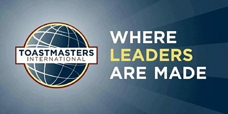 Hunters Hill Toastmasters tickets