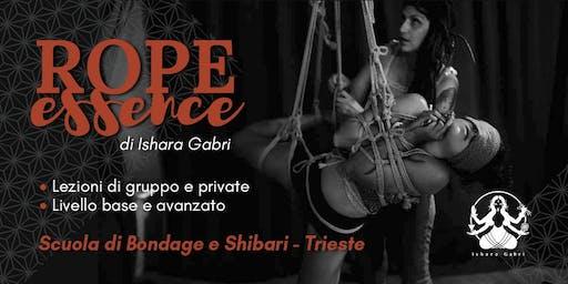 Rope Essence - scuola di bondage e shibari