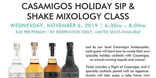 Casamigos Tequila Night at the Fox