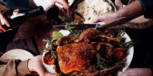 The Bird and the Bottle: Thanksgiving food and wine pairing made easy