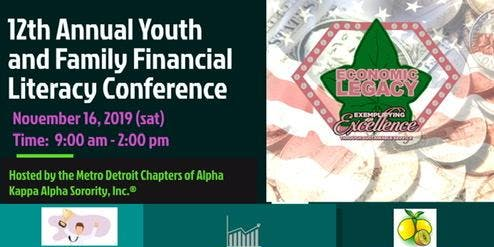 AKA YOUTH & FAMILY FINANCIAL LITERACY CONFERENCE