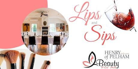 Lips & Sips at Henry of Pelham Estate Winery: Smokey Eyes  tickets