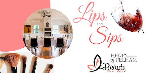 Lips & Sips at Henry of Pelham Estate Winery: Smokey Eyes