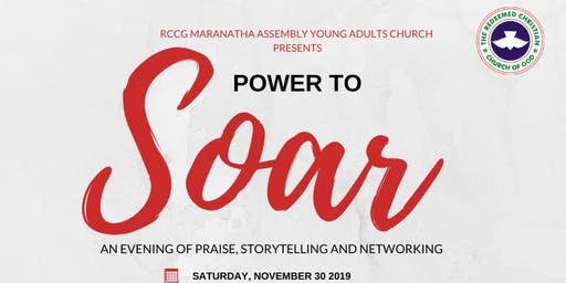 RCCG Maranatha Whitby Youth Program