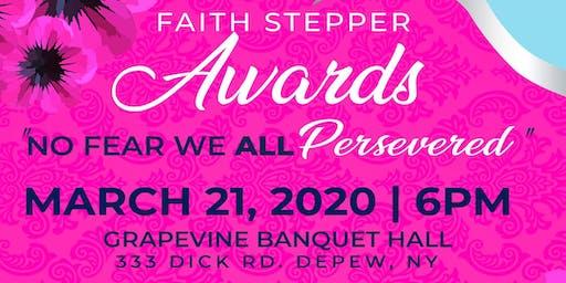 Faith Stepper Awards