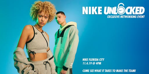"Nike Unlocked ""A DAY IN THE LIFE"" 11.4."