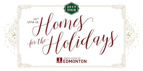 Homes for the Holidays 2019 - Edmonton, AB tickets