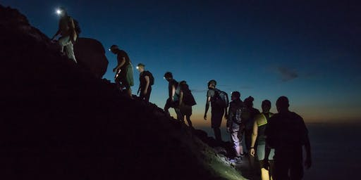 Senderismo Nocturno (todos los niveles) / Nightly hiking (all levels)