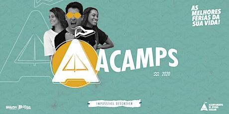 ACAMP'S RECIFE 2k20 ingressos
