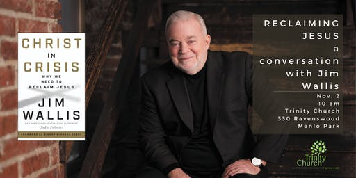 Reclaiming Jesus: A Conversation with Jim Wallis