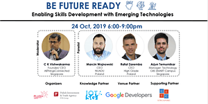 Be Future Ready:  Enabling Skills Development with...