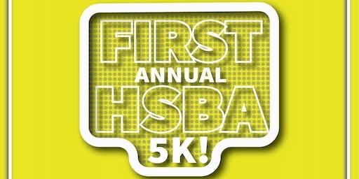 First Annual HSBA 5k!
