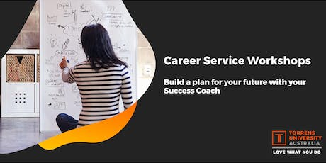 Career Planning Workshop (Week 11) tickets