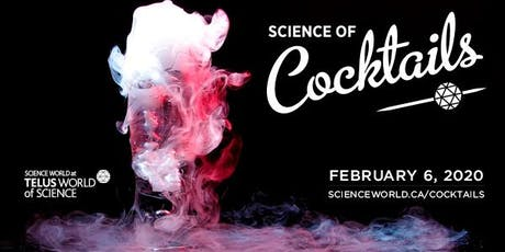 Volunteering at Science of Cocktails 2020 tickets