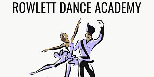 """Rowlett Dance Academy's """"The Nutcracker"""" 2019"""