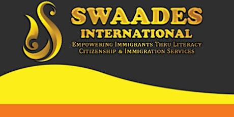 ESL/Citizenship Preparation Classes tickets