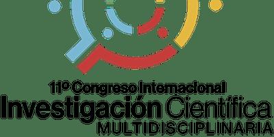 11º Congreso Internacional de Investigación Científica Multidisciplinaria