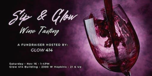 Glow's Wine Tasting Fundraiser
