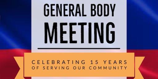 AHP General Body Meeting | 15 Year Celebration