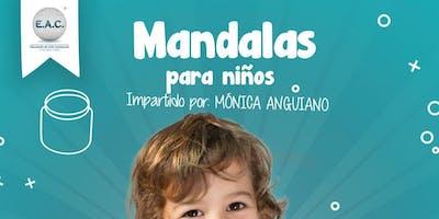 Taller: MANDALAS PARA NIÑOS