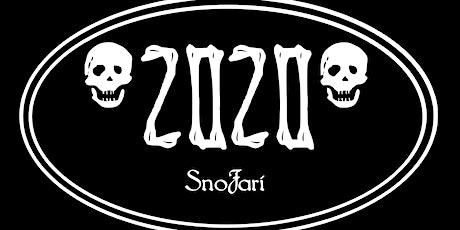 SnoFari 2020 entradas