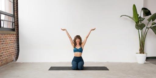 Yoga + Brunch Birthday Benefit