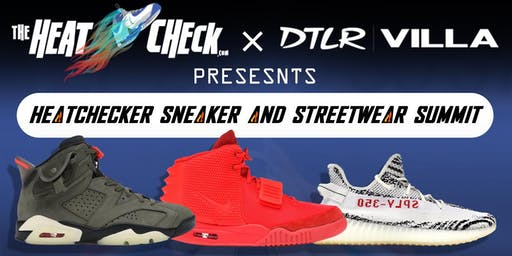 Heatchecker. Sneaker and Streetwear Summit