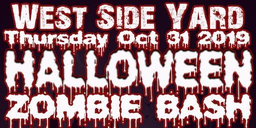 Halloween Zombie Bash