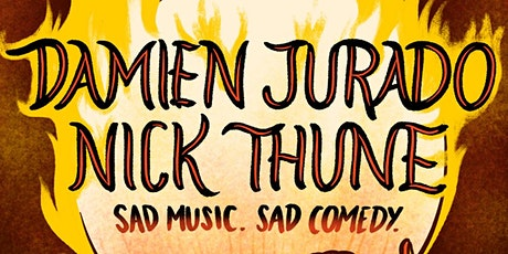 Nick Thune and Damien Jurado – Sad Music, Sad Comedy tickets