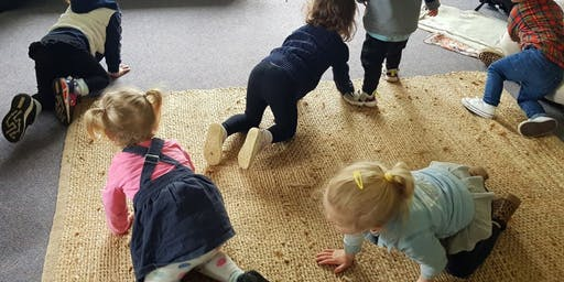 Toddler (2-4YR) Mini Maestro Sessions