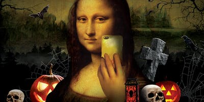 Halloween at The Museum of Selfies - 40% OFF!