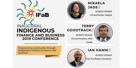 Inaugural Indigenous Finance and Business conference (IFAB) tickets