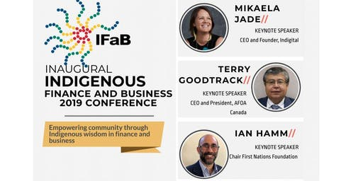 Inaugural Indigenous Finance and Business conference (IFAB)