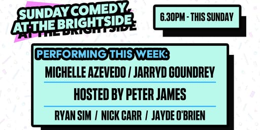 Sunday Comedy At The Brightside