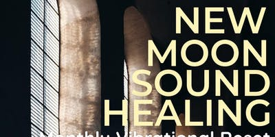 New Moon Sound Healing