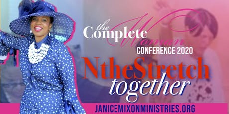 The Complete Woman Conference 2020 tickets