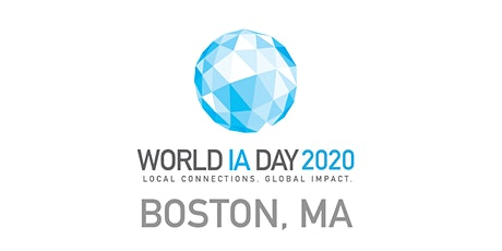 World IA Day Boston 2020: The IA Element tickets