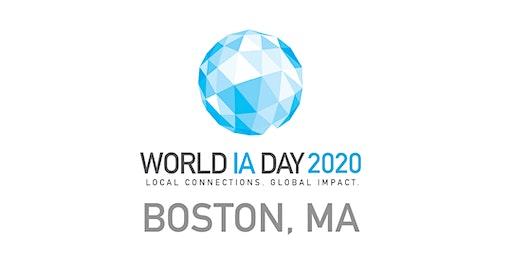 World IA Day Boston 2020: The IA Element