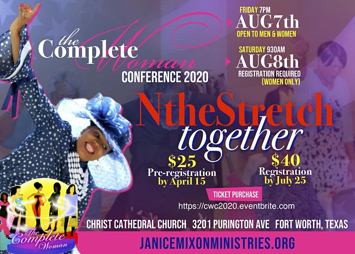 The Complete Woman Conference 2020 image