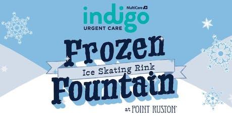 Ice Skating at Point Ruston tickets