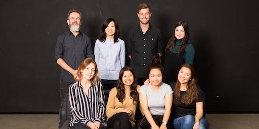 Sydney Meet + Greet Hiring Event for UX Designers