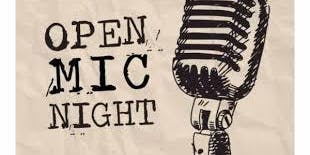 Open Mic and Retro Video Game Night