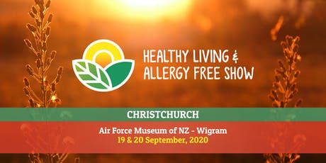 Christchurch Healthy Living & Allergy Free Show 2020 tickets
