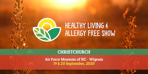 Christchurch Healthy Living & Allergy Free Show 2020