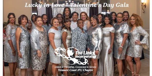 Lucky In Love- A Valentine's Gala