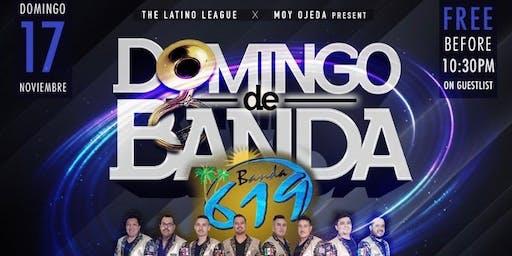 DOMINGOS DE BANDA with BANDA 619
